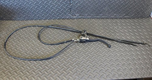 YAMAHA Banshee clutch cable & perch lever & emergency brake cable 1987-2006 (Clutch Cable Lever Perch)