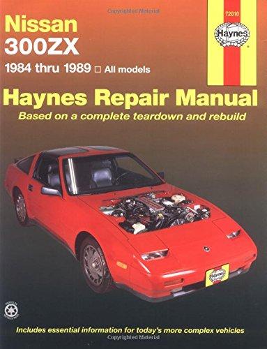 nissan-300-zx-8489-haynes-repair-manuals
