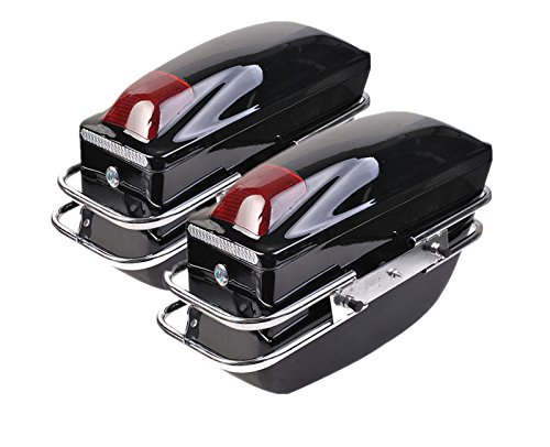 Cruiser Motorcycle Luggage - 5