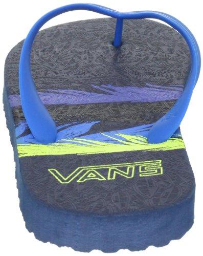 Vans Lanai navy feathers VL905TG - Chanclas de caucho para hombre Azul (navy feathers)