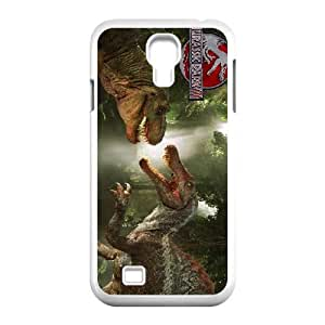 SamSung Galaxy S4 9500 phone cases White Jurassic Park fashion cell phone cases UTRE3326904