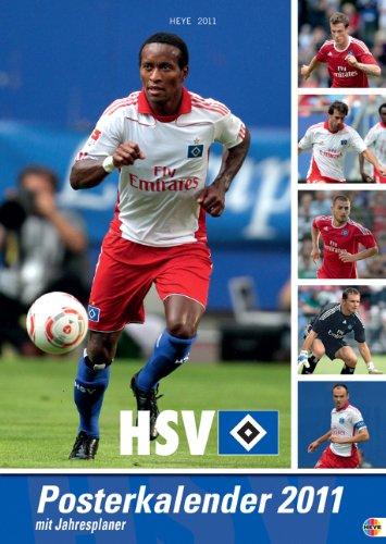 HSV 2012. Posterkalender mit Jahresplaner