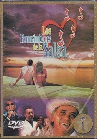 Las Romanticas De La Salsa DVD Import by Tito Gomez, Luisito ...