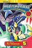 MegaMan NT Warrior: v. 5 (Megaman NT Warrior) by Ryo Takamisaki (2008-02-04)