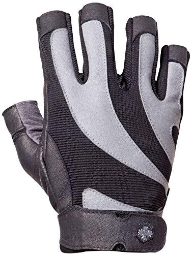Harbinger BioFlex Weightlifting Gloves Leather