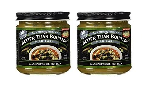 (Better Than Bouillon Fish Base 8oz (Pack of 2))