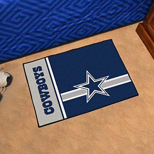 dallas cowboys rug fanmats nfl dallas cowboys starter rug import 28861