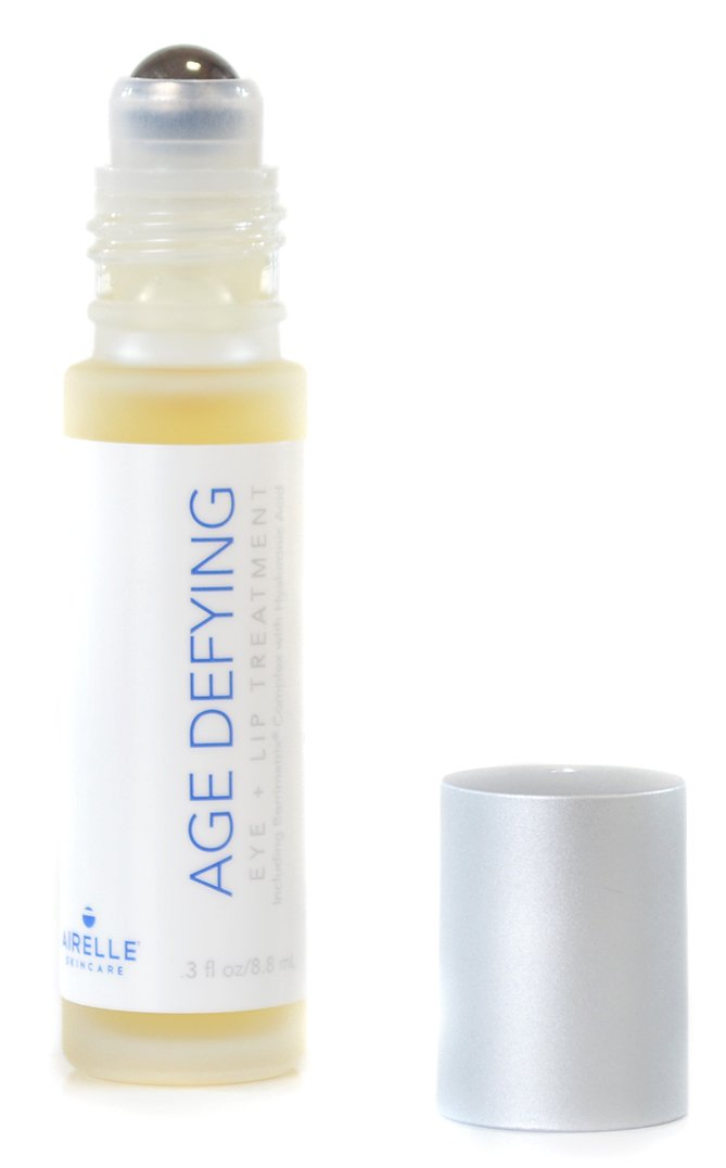 Airelle Skincare Anti-Aging Eye and Lip Serum Treatment with Hyaluronic Acid (Natural).3 fl. oz. B00EZZTFIE