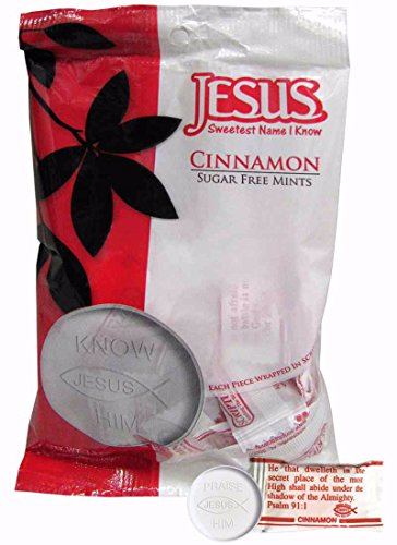 Candy Scrip Mints S/f Cinnamon