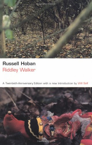 Book cover for Riddley Walker