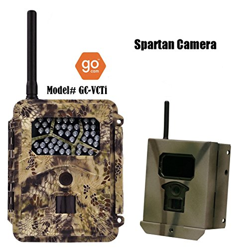 Spartan (GC-VCTi) Verizon IR with FREE $40 Lock Box Included by SPARTAN GOCAM by HCO