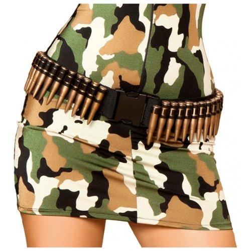 bullet belt fancy dress - 5