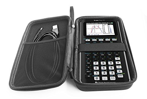 FitSand EVA Protective Portable Hard for TI-84 Plus CE, Casio, SainSmart