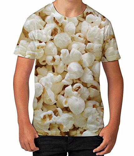 Bang Tidy Clothing Kids Graphic T Shirt Boys Top Popcorn Youth Tee Shirt