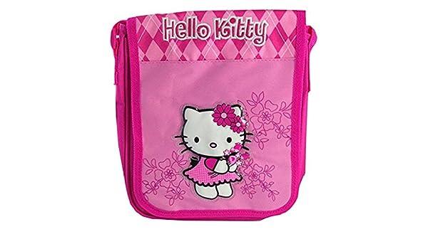 SANRIO Bandolera bolso Hello Kitty: Amazon.es: Zapatos y complementos