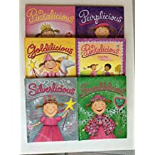 Victoria Kann Pinkalicious Six Book Hardcover Boxed Set (with poster) [Pinkalicious, Purplicious, Goldilicious, Silverlicious, Pinkalicious Tickled Pink, Emeraldicious] by Victoria Kann (2015-05-03)