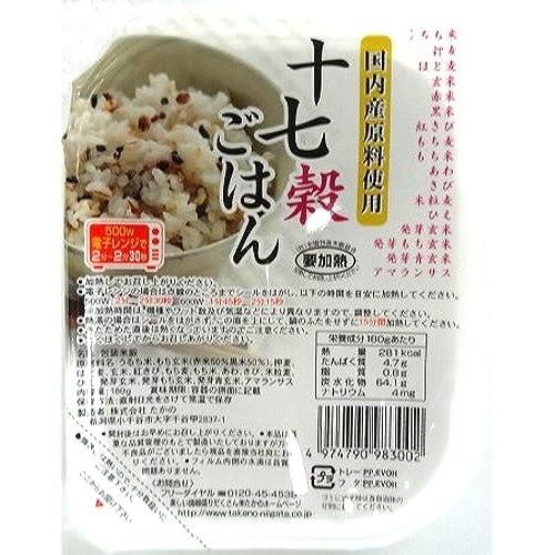 食物繊維が不足しがちな方におすすめな、1パックあたり6.6gの食物繊維が摂れるヘルシーな商品です。国産米を100%使用し、ふっくらとした食感でいろんな雑穀の風味を楽しめます。いつもの食事にプラスするだけで手軽に栄養バランスを整えることができます。