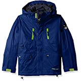 Arctix Boys Nitro Insulated Winter Jacket, Small, Royal Blue