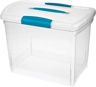 product image for STORAGE BOX LARGE CLEAR