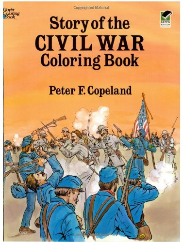 Toy Story Coloring Pages (Story of the Civil War Coloring Book (Dover History Coloring)