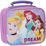 Disney Princess Insulated Double Sided Rectangular Lunch Bag