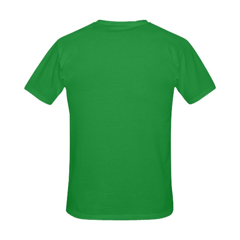 Burrows Custom Men's Cotton World-of-Warcraft Slim Fit T-shirt T-shirt