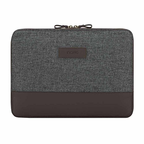 Incipio Esquire Series Sleeve fits Microsoft Surface Pro (2017) Tablet, Surface Pro 4 Tablet, and Microsoft Surface Laptop - Burgundy (Series Case Notebook Sleeve)