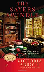 The Sayers Swindle (A Book Collector Mystery)