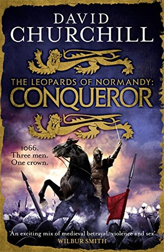 Download The Leopards of Normandy: Conqueror: Leopards of Normandy 3 PDF