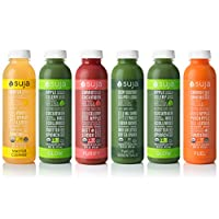 Suja Juice, Organic, Cold Pressed 3 Day Fresh Start, 18 Count