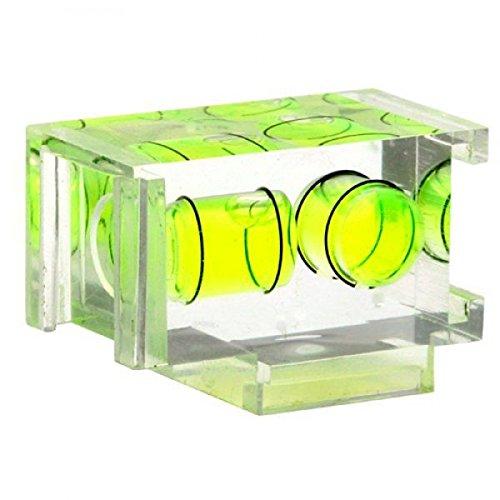 Jobu Design Dual-Axis Acrylic Bubble Level for Sony and Monlolta Cameras by Jobu Design