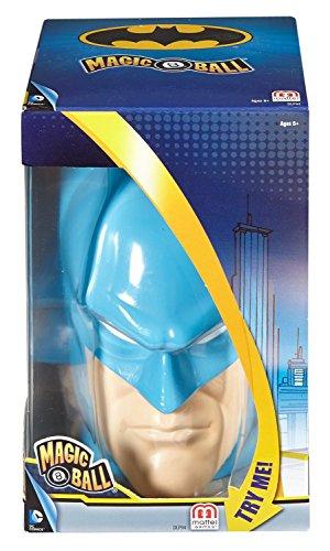 Mattel Games Magic 8 Ball Batman Edition