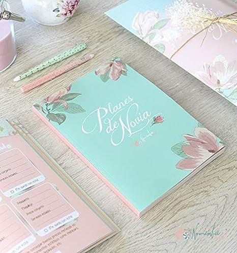 Planes de novia : bocetos, ideas, trucos y consejos para organizar tu boda