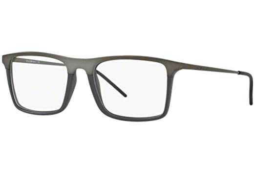 08b38920912 Armani EA1058 Eyeglass Frames 3003-53 - Matte Gunmetal Matte Grey at ...