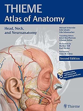 Atlas of Anatomy Thieme Anatomy 9781604061512 Anne Gilroy Brian MacPherson Lawrence Ross Michael Schuenke Erik Schulte Udo Schumacher