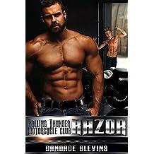 Razor (Rolling Thunder Motorcycle Club Book 11)