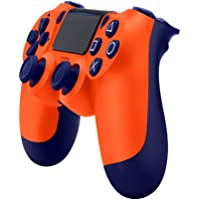 YP Select Ps4 Wireless Controller With Dual Vibration Bluetooth Gamepad for PlayStation 4 Pro Gaming Remote Control Orange