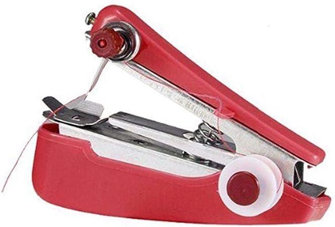 Máquina de coser manual de mano portátil Mini Máquina de coser ...