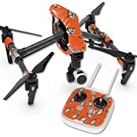 Skin For DJI Inspire 1 Quadcopter Drone – Trout Collage | MightySkins Protective, Durable, and Unique Vinyl Decal wrap cover | Easy To Apply, Remove, and Change Styles | Made in the USA