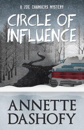 Circle of Influence (Zoe Chambers Mystery Series Book 1) cover