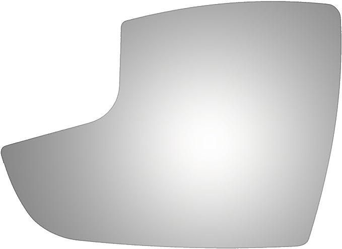 Burco Driver /& Passenger Mirror Glass for 2012-2016 Ford Focus