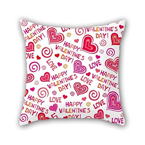 (ArtsLifes Love Pillow Shams For Outdoor Bedding Gf Teens Girls Couch Bar Seat With Twin Sides)