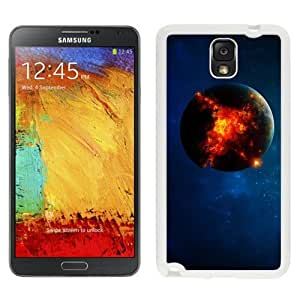 New Beautiful Custom Designed Cover Case For Samsung Galaxy Note 3 N900A N900V N900P N900T With Planets Core (2) Phone Case