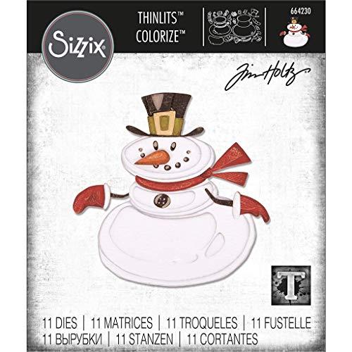 Sizzix Bigz Troquel Pap/á Noel