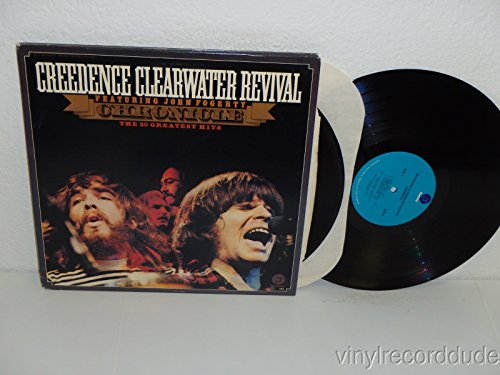 John Fogerty - Creedence Clearwater Revival Featuring John Fogerty Chronicle - The 20 Greatest Hits - Zortam Music