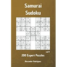 Samurai Sudoku - Expert 200 vol. 4