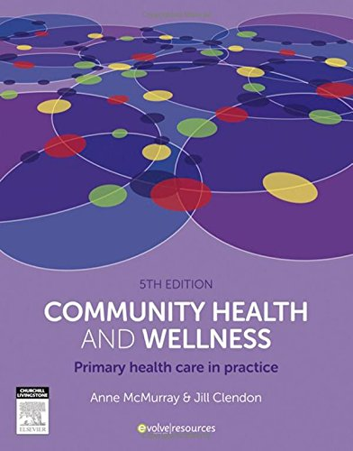 Community Health And Wellness  Primary Health Care In Practice  5E