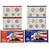 2003 P&D US Mint Uncirculated Coin Mint Set Sealed Unicirculated