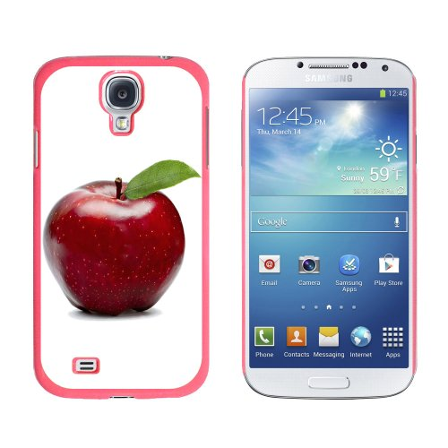 Graphics and More Red Apple with Leaf Snap-On Hard Protec...