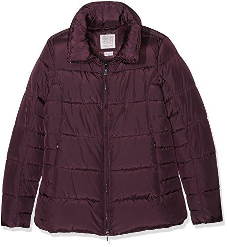 Geox Woman Jacket, Chaqueta para Mujer, LT Aubergine F8027,  talla 44
